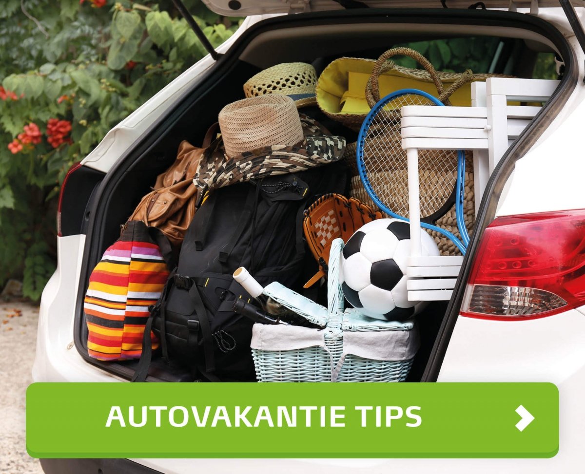 Autovakantie tips